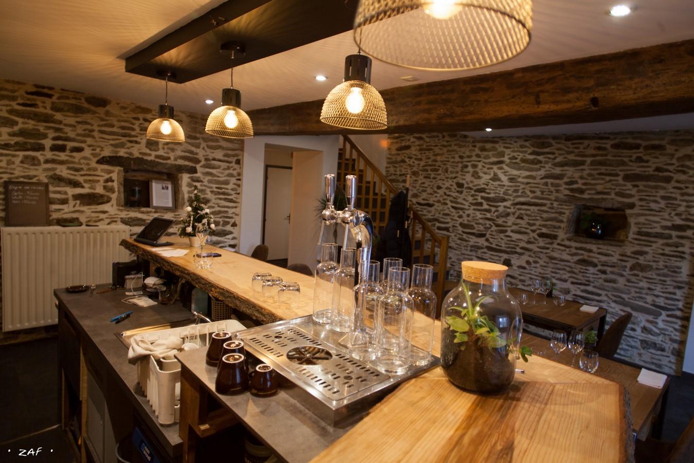 Restaurant bistronomique: Le bar